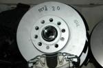 Těhlice kompletní OCT II. 2,0 TDi original