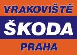 Vrakoviště Škoda Praha
